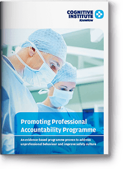 promoting healthcare professional accountability programme